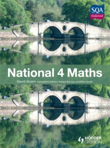 National 4 Maths, Paperback Book