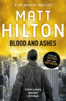 Blood and Ashes, Paperback Book