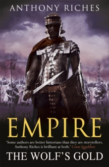 The Wolf's Gold:  Empire V, Paperback Book