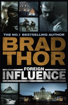 Foreign Influence, Hardback Book