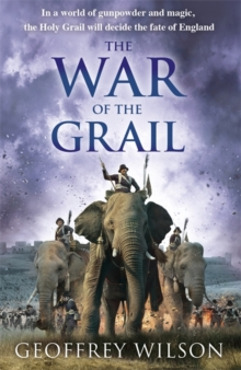 The War of the Grail, Paperback Book