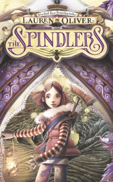 The Spindlers, Hardback Book