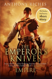The Emperor's Knives: Empire VII, Hardback Book