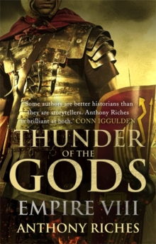 Thunder of the Gods, Hardback Book
