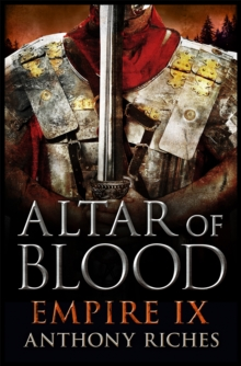 Altar of Blood: Empire IX, Hardback Book