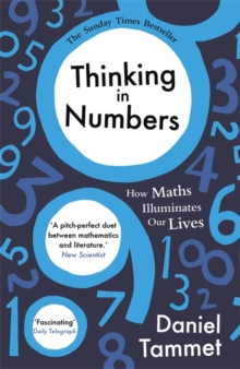 Thinking in Numbers : How Maths Illuminates Our Lives, Paperback Book
