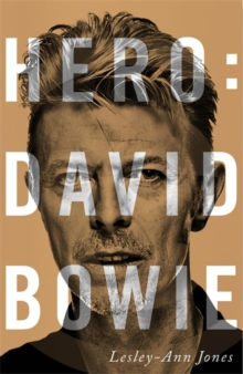 Hero : David Bowie, Hardback Book