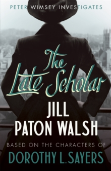 The Late Scholar, Paperback Book