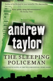 The Sleeping Policeman : William Dougal Crime Series Book 7, Paperback Book