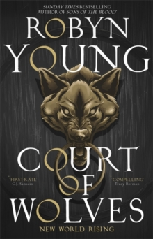 Court of Wolves : New World Rising Series Book 2, Hardback Book