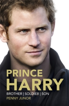 Prince Harry : By the author of The Duchess, Hardback Book