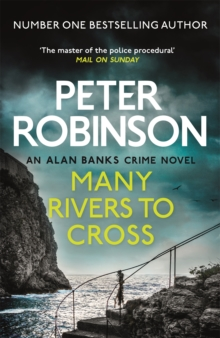 Many Rivers to Cross : DCI Banks 26, Hardback Book