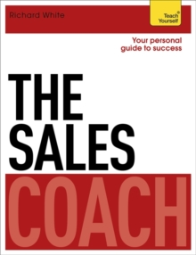 The Sales Coach: Teach Yourself, Paperback Book