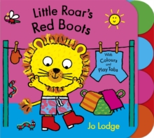 Little Roar: Little Roar's Red Boots : Board Book, Board book Book