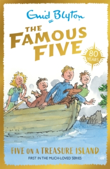 Famous Five: Five On A Treasure Island : Book 1, Paperback Book