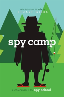 Spy Camp, Paperback Book