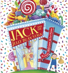 Jack and the Jelly Bean Stalk, Paperback Book