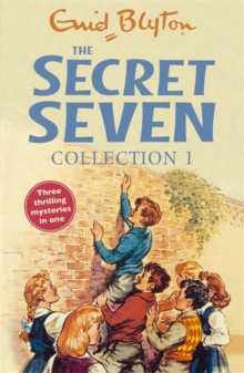 The Secret Seven Collection 1 : Books 1-3, Paperback Book