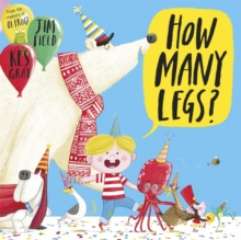 How Many Legs?, Paperback Book