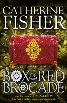 Shakespeare Quartet: The Box of Red Brocade : Book 2, Paperback Book