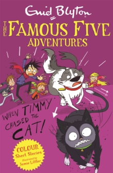 Famous Five Colour Short Stories: When Timmy Chased the Cat, Paperback Book