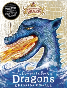 Incomplete Book of Dragons, Paperback Book