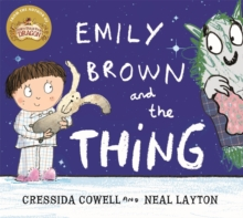 Emily Brown and the Thing, Paperback Book