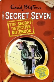 Secret Seven Top Secret Detective Notebook, Paperback Book