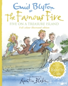 Famous Five: Five on a Treasure Island : Book 1, Gift Edition, Paperback Book
