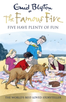 Five Have Plenty Of Fun : Book 14, Paperback Book