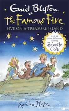 Famous Five: Five on a Treasure Island : Book 1, Gift Edition, Hardback Book