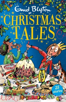 Enid Blyton's Christmas Tales, Paperback Book