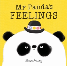 Mr Panda's Feelings Board Book, Board book Book