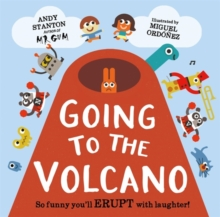 Going to the Volcano, Paperback / softback Book