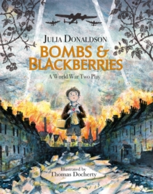 Bombs and Blackberries, Paperback / softback Book
