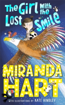 The Girl with the Lost Smile, Paperback Book