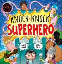 Knock Knock Superhero, Paperback / softback Book