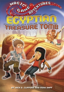Egyptian Treasure Tomb, Paperback Book