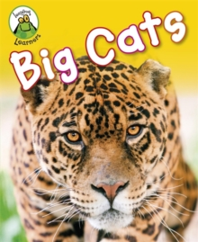 Leapfrog Learners: Big Cats, Paperback Book