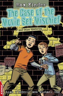 The Case of the Movie Set Mischief and Other Mysteries, Paperback Book