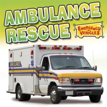 Ambulance Rescue, Hardback Book