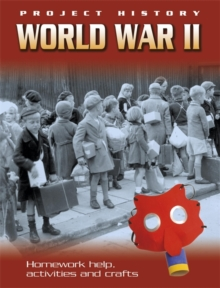 Project History: World War Two, Paperback Book