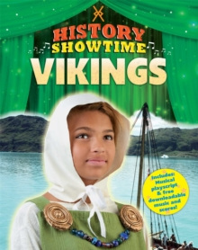History Showtime: Vikings, Paperback Book