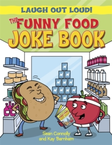 The Funny Food Joke Book, Paperback Book