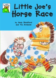 Leapfrog: Little Joe's Horse Race, Paperback Book