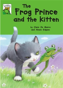 Leapfrog: The Frog Prince and the Kitten, Paperback / softback Book