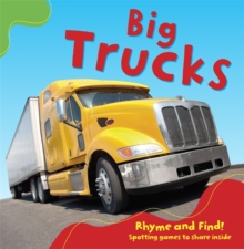 Big Trucks, Board book Book