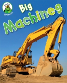 Leapfrog Learners: Big Machines, Paperback Book