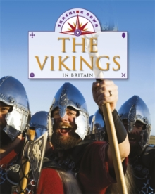 Tracking Down: The Vikings in Britain, Paperback Book