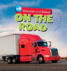 Discover and Share: On the Road, Hardback Book